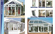 玻璃花园阳光房